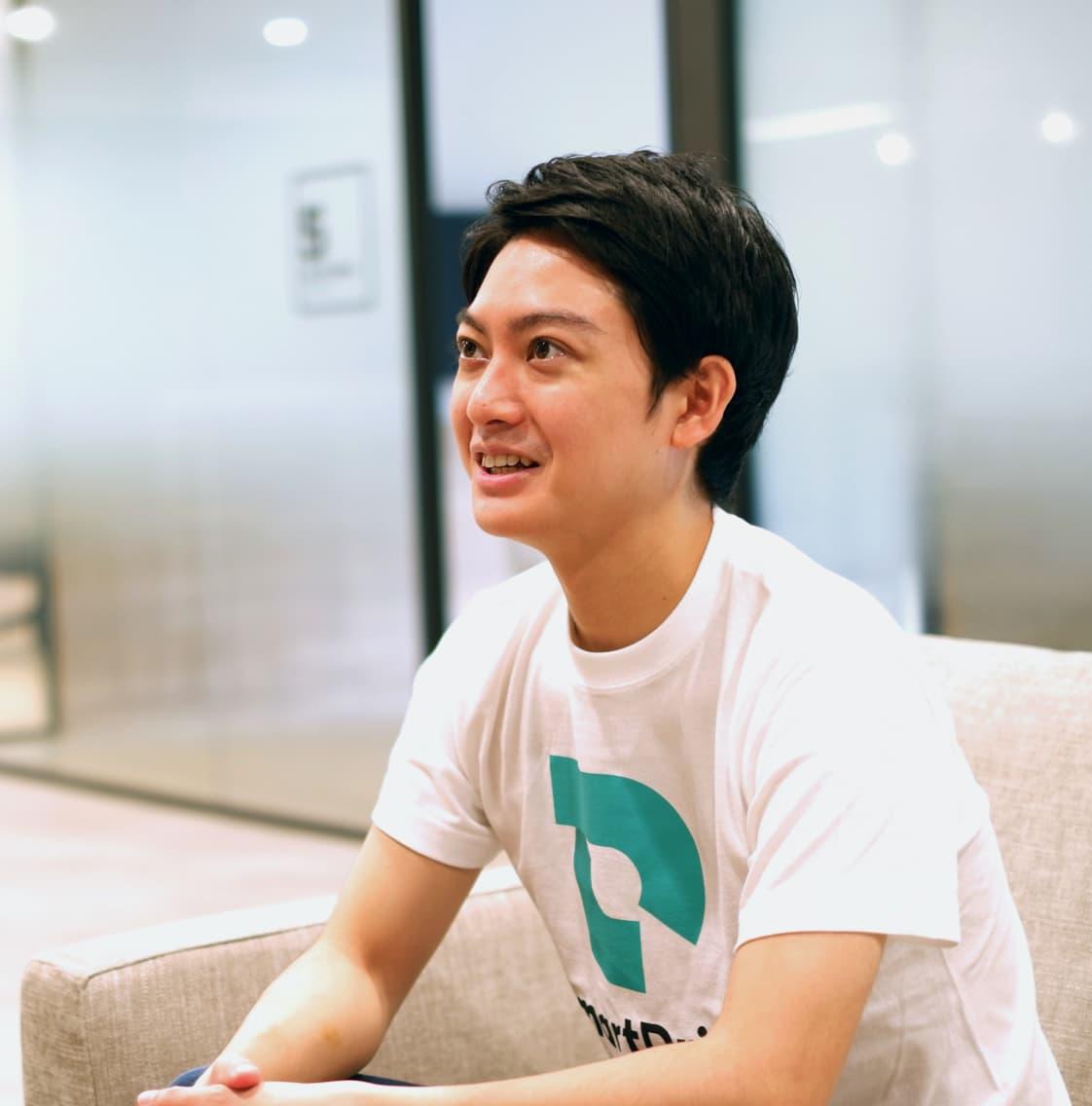 スマートドライブ代表取締役(CEO) 北川 烈
